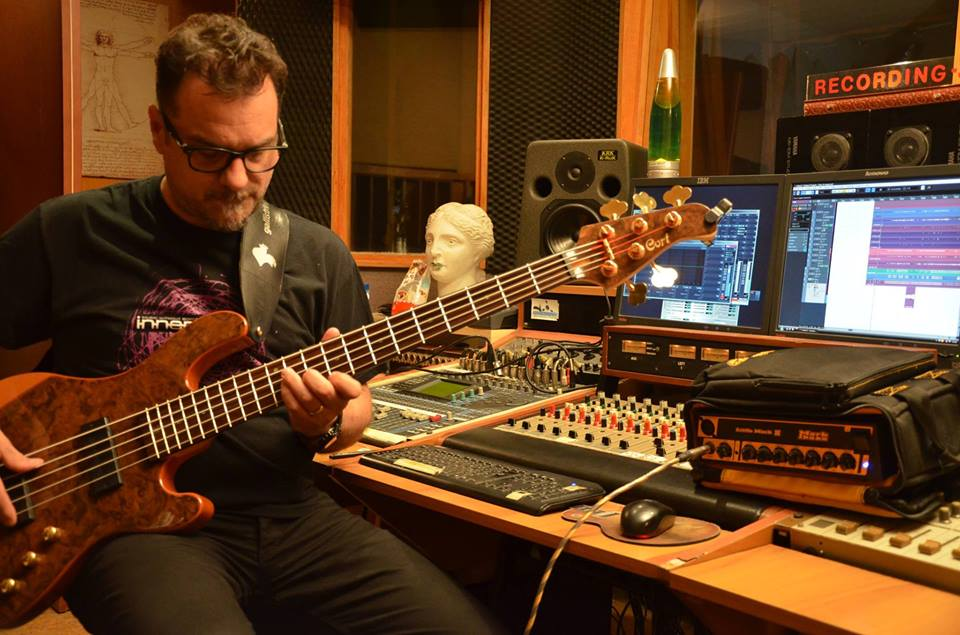 Lorenzo Feliciati In Studio