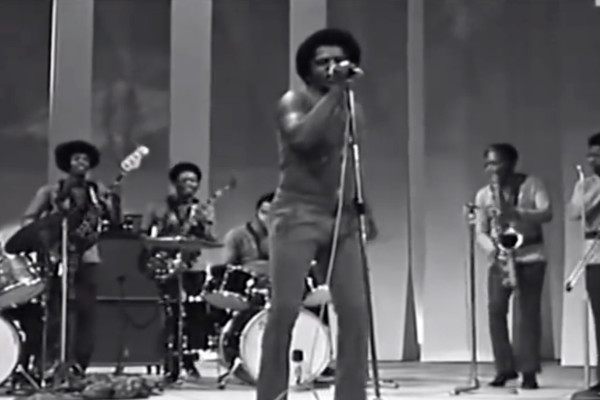 James Brown (Featuring Bootsy Collins): Live on Italian TV, 1971