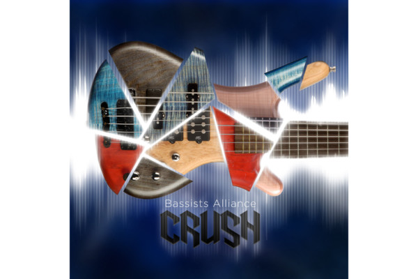 "Bassists Alliance Teams Up For ""Crush"""