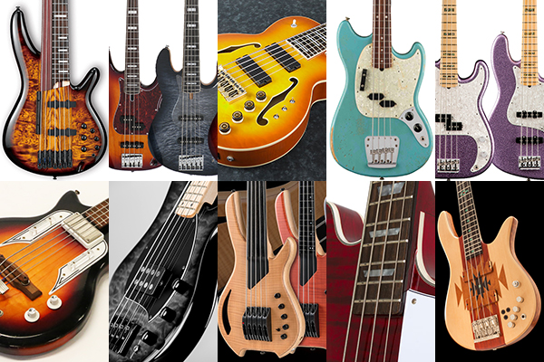 Best of 2017: The Top 10 Reader Favorite Basses