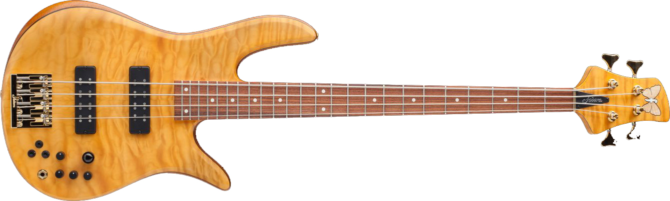 Fodera 35th Anniversary Monarch 4 Deluxe Bass