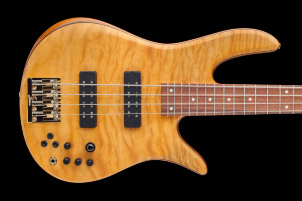 Fodera Unveils 35th Anniversary Monarch 4 Deluxe Bass