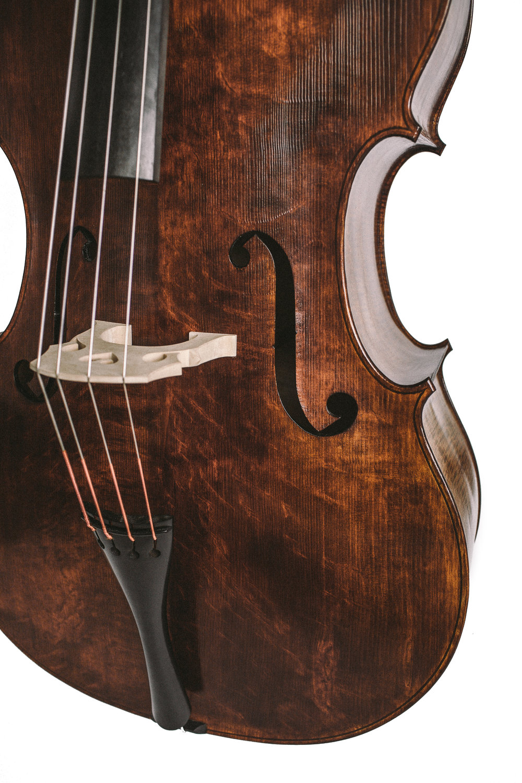 Neal Heppleston Panormo Bass Top