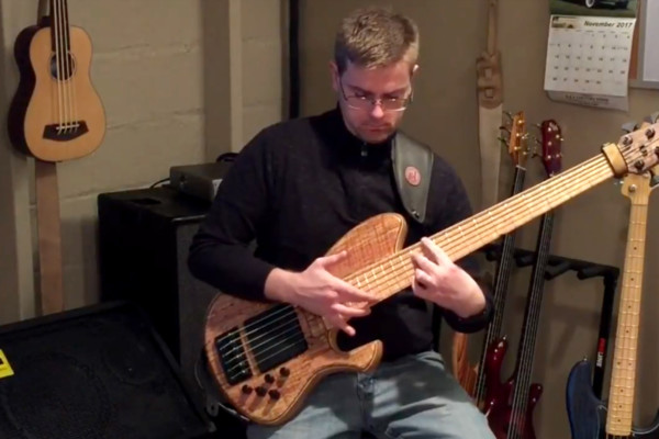 Ben Titus: I Want You (She's So Heavy) Solo Bass Arrangement