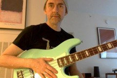 "Bass Transcription Analysis: ""I Start With The Blues"" Bob Mintzer Sax Solo, Part 2"