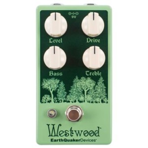 Earthquaker Devices Introduces Westwood Translucent Drive Manipulator