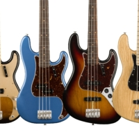 Fender Reveals American Original Series Including Four New Basses