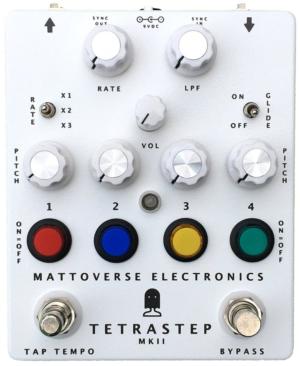 Mattoverse Electronics TetraStep MKII