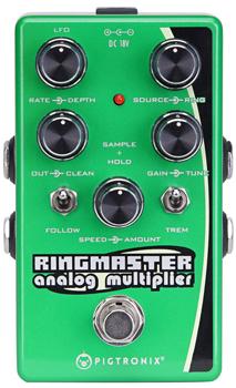 Pigtronix Ringmaster Ring Modulator Synth Pedal