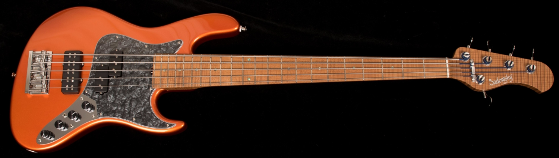 Sadowsky Guitars NYC Will Lee 5-string #7829 Bass Full