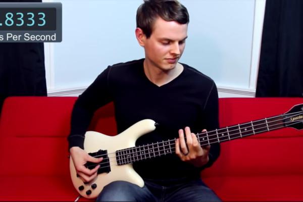Nathan Navarro: 100 Bass Riffs