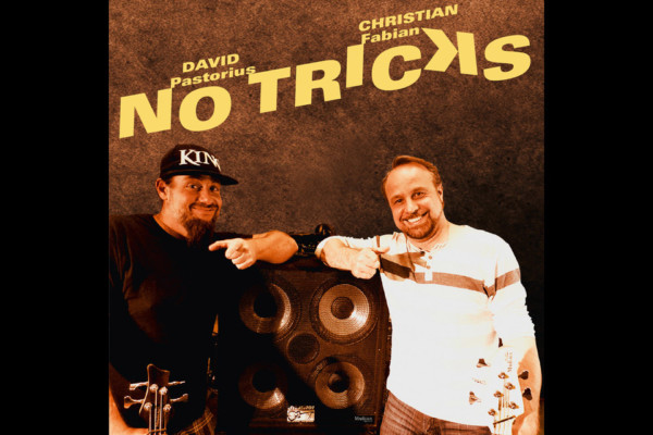 "David Pastorius and Christian Fabian Release ""No Tricks"""