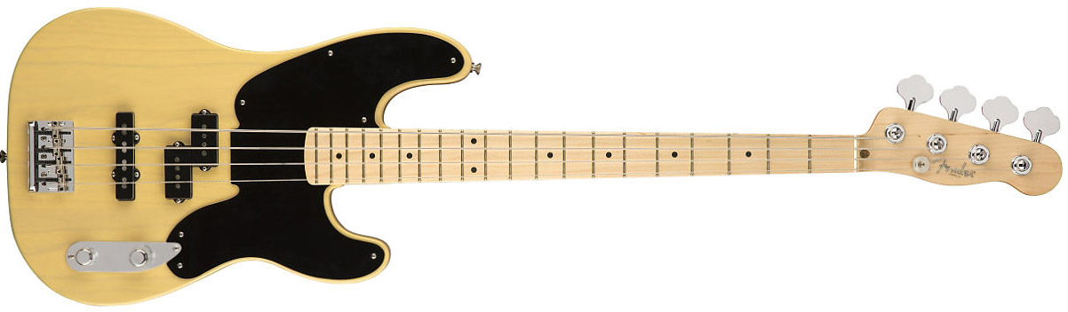 Fender Limited Edition Parallel Universe '51 Telecaster PJ Bass