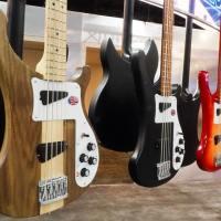 Rickenbacker Unveils the 2018 4003S/5 5-String Bass