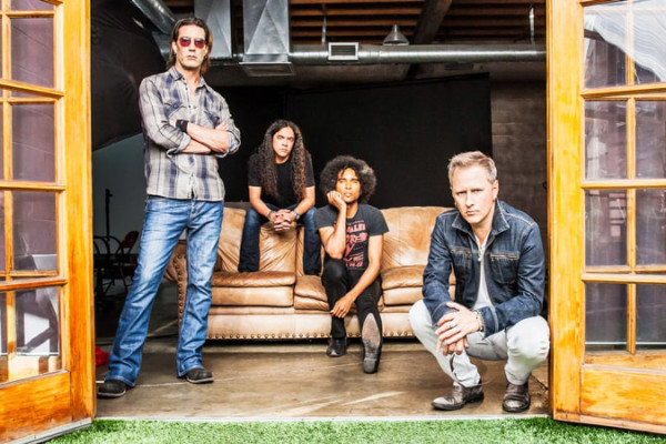 Alice in Chains Gear Up For Massive World Tour