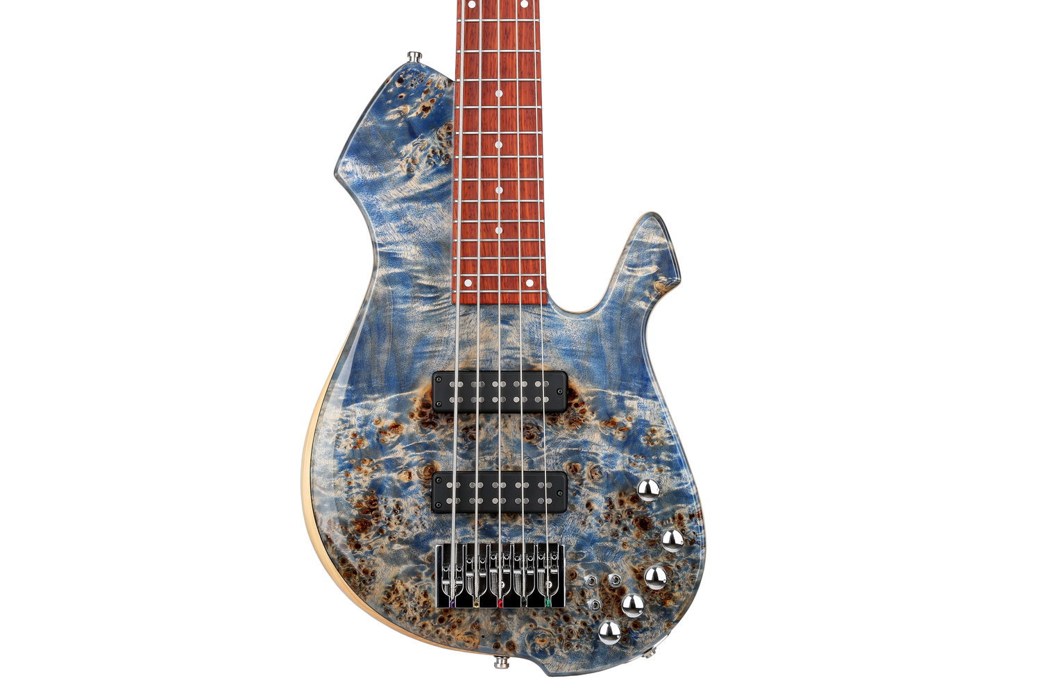 Ash Instruments Singulus Bass Body