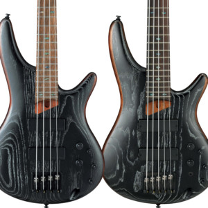 Ibanez Introduces Soundgear SR670 and SR675 Basses