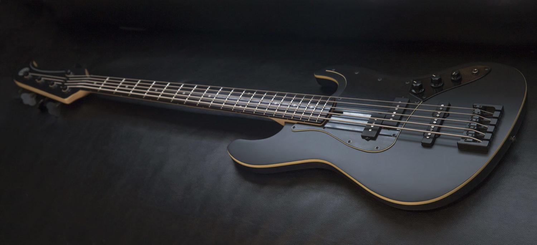 Jericho Guitars Alpha 5 Bass