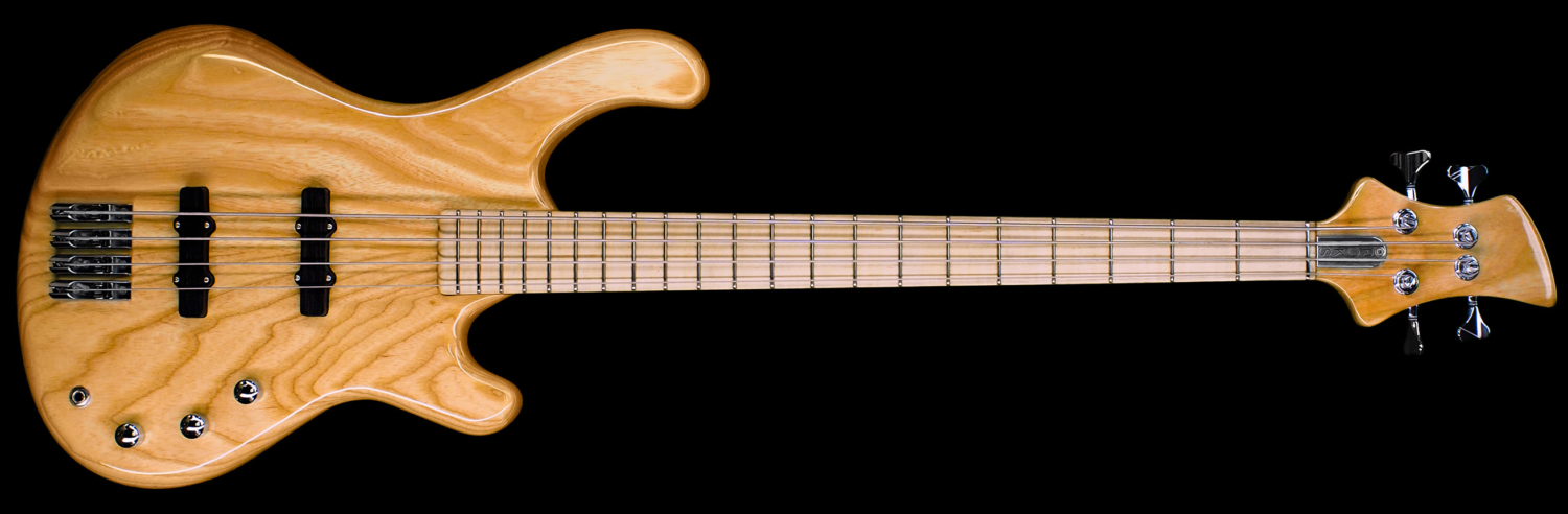 Roks Instruments Nardis Bass Natural Finish
