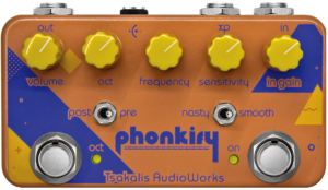 Tsakalis AudioWorks Phonkify Envelope Filter Pedal