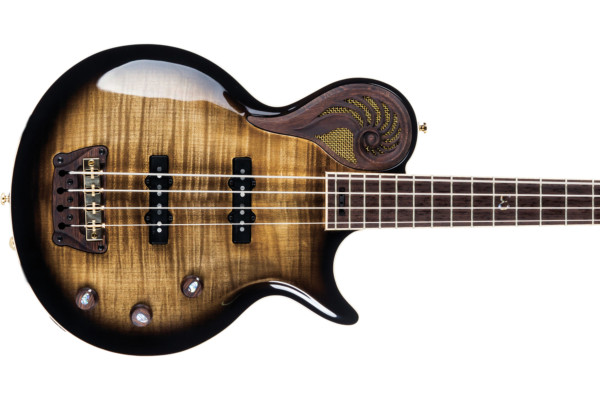 Bass of the Week: Universum Guitars Epsilon UJ4