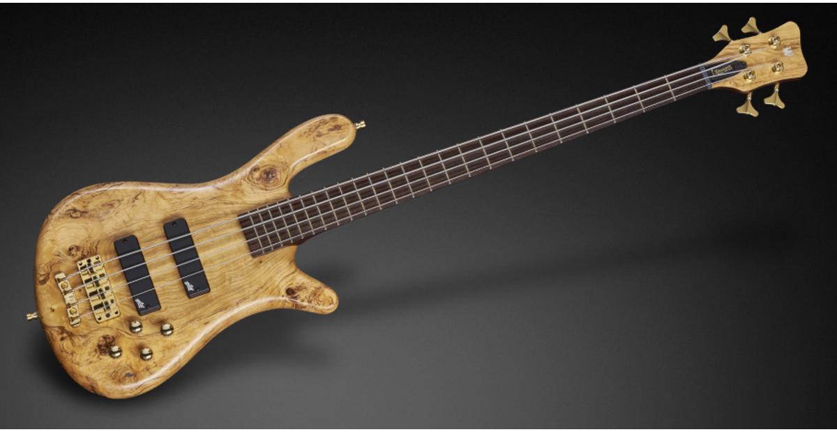 Warwick Streamer LX LTD 2018 4-string Bass