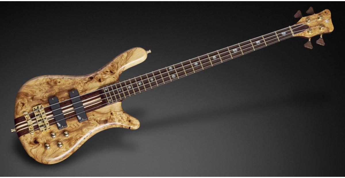 Warwick Streamer Stage I LTD 2018 4-string Bass