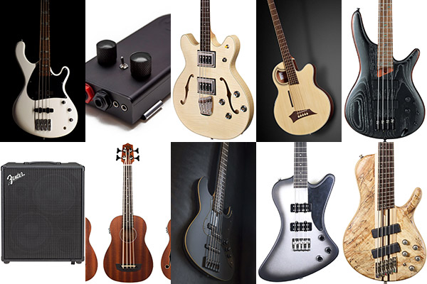 Bass Gear Roundup: The Top Gear Stories in March 2018