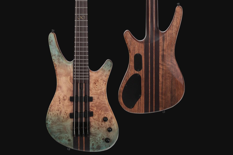 Chapman Guitars MLB1 DH Bass Body