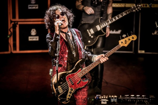 Glenn Hughes Announces Rescheduled Tour Dates