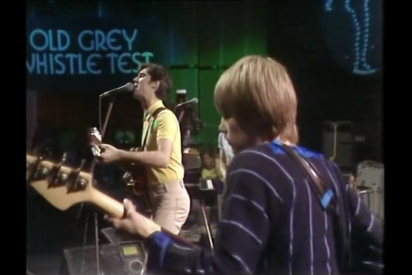 Talking Heads: Psycho Killer, Live 1978