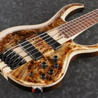 Ibanez Unveils the BTB845V Bass
