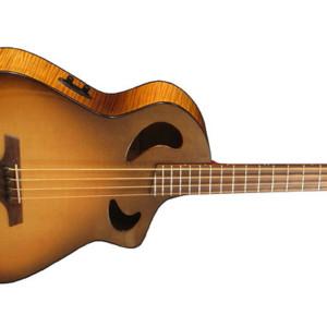 Bass of the Week: Veillette Guitars Acoustic Bass Guitar