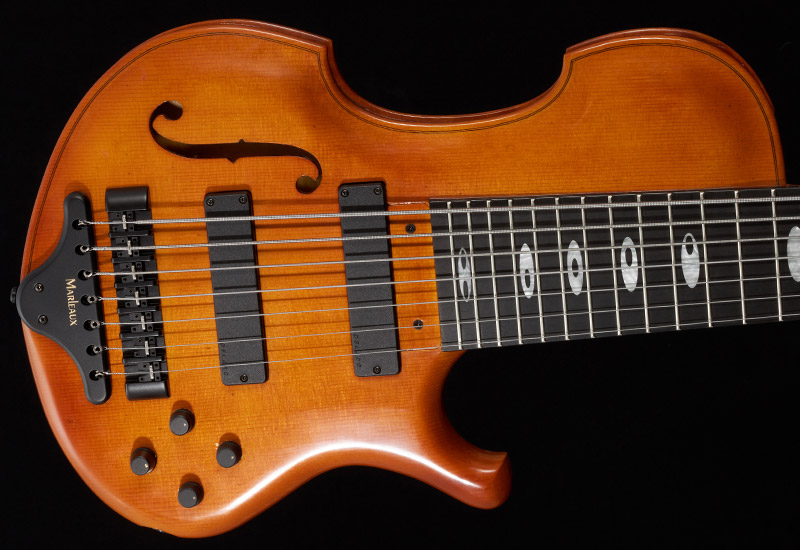 Marleaux Contra Bass 7 Body