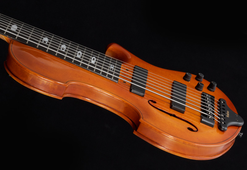 Marleaux Contra Bass Body Angle