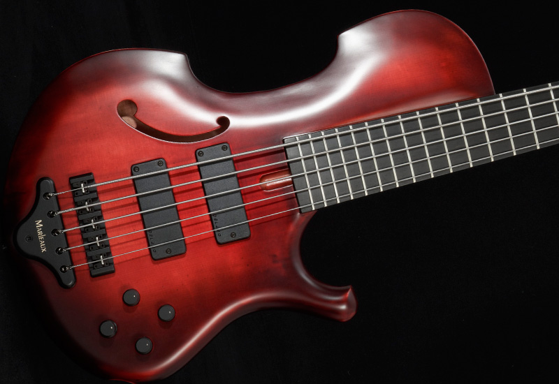 Marleaux Contra Bass Body