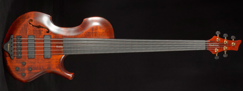 Marleaux Contra Bass Red 5
