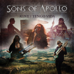 Sons of Apollo: Alive/Tengo Vida EP