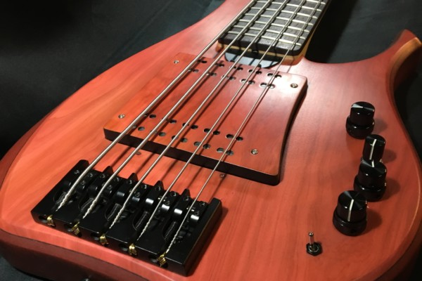 Bass of the Week: Swan Custom Basses LG II