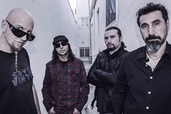 System Of A Down Announces 2018 Tour Dates