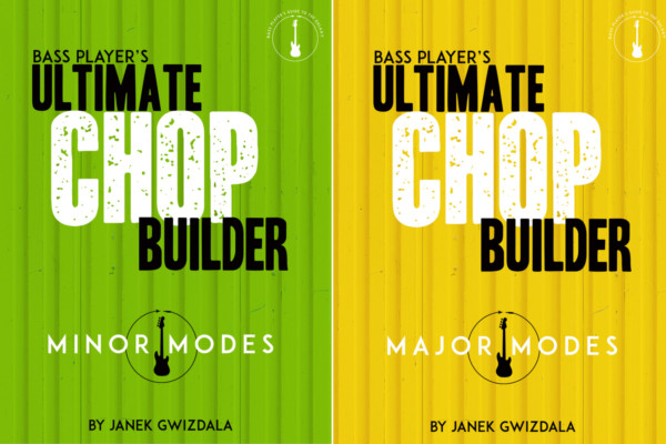 "Janek Gwizdala Releases ""The Bass Player's Ultimate Chop Builder"""