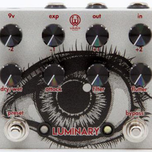 Walrus Audio Announces Luminary Octave Generator V2 Pedal