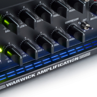 Warwick Announces LWA 1000 Black Bass Amp