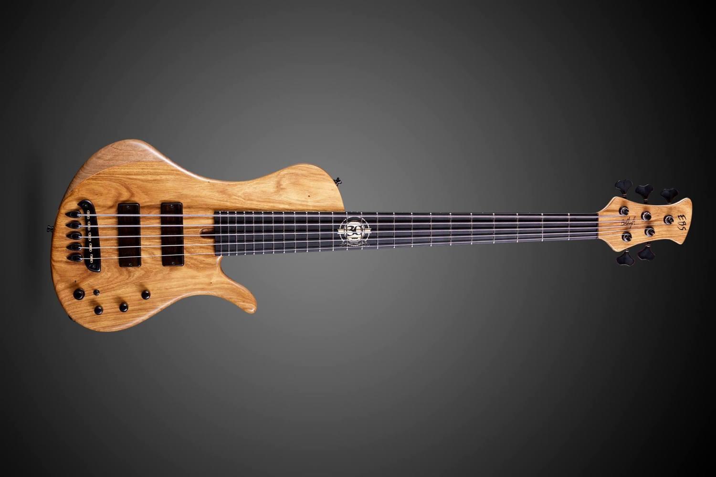 Boldogh Guitars EBS 30th Anniversary Bass