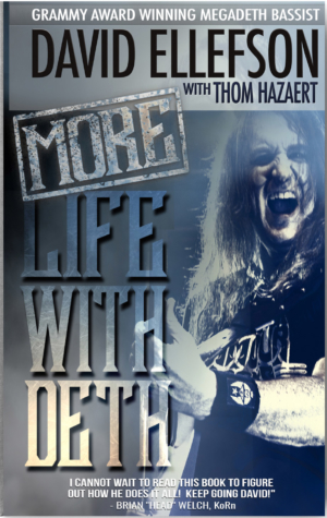 David Ellefson: More Life With Deth