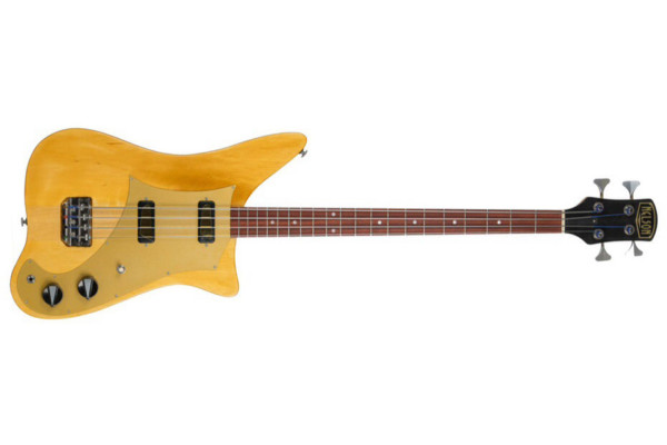 Bass of the Week: Nelson Instruments Paramount