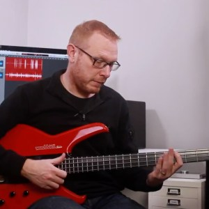 Stuart Clayton: Up-Tempo Slap Groove Bass Lick Exercise