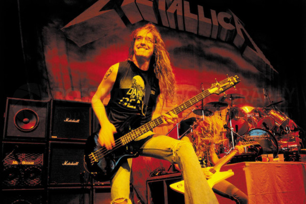 Ron McGovney Opens Up About Being Replaced in Metallica by Cliff Burton