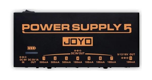Joyo Audio Unveils the JP-05 Power Supply
