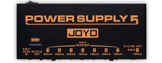 Joyo Audio JP-05 Power Supply
